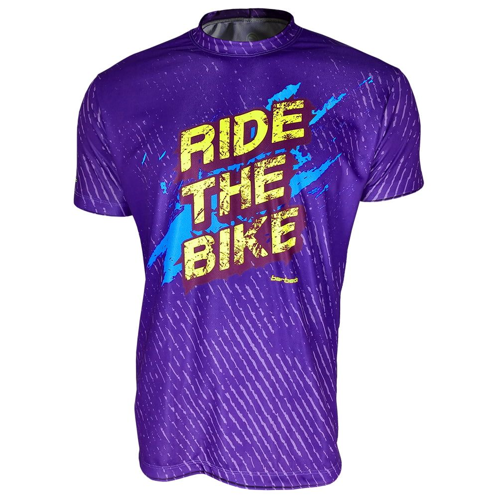 Camisa Barbedo Ride the Bike