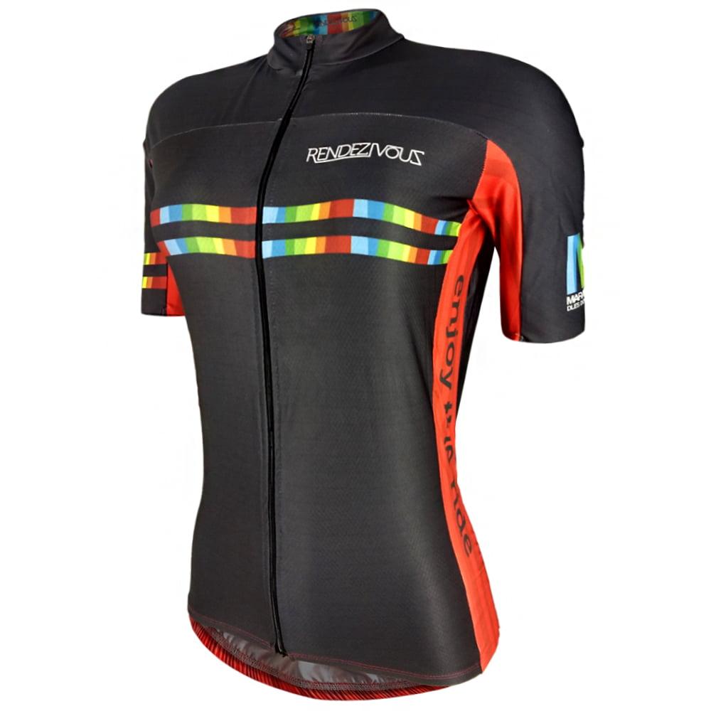 Camisa de Ciclismo Feminina RDV Maratona Dles Dolomites