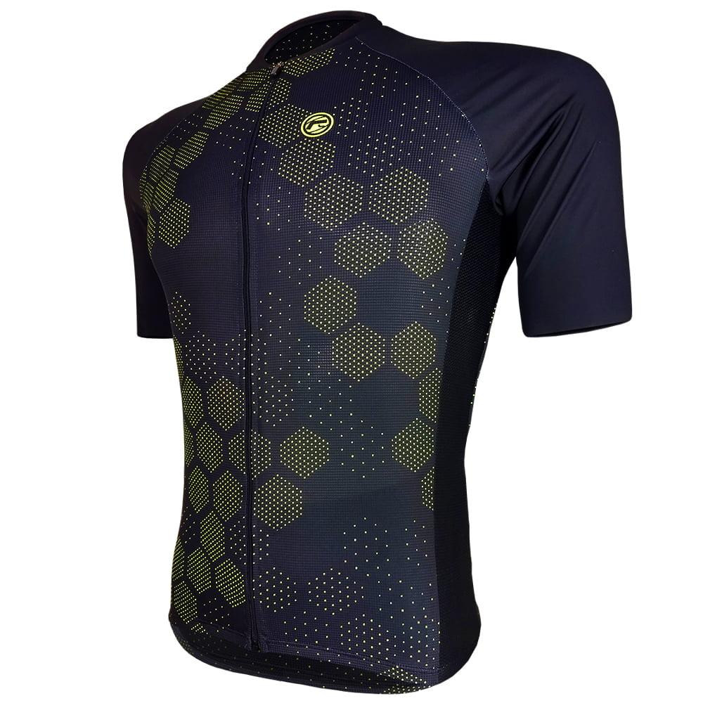 Camisa de Ciclismo Barbedo Jurerê Preta