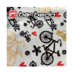 Bandana Tubular Barbedo Bike