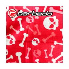 Bandana Tubular Barbedo Pink Bones