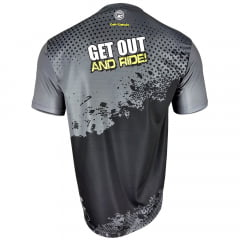 Camisa Barbedo Get Out and Ride