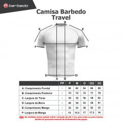 Camisa Barbedo Travel