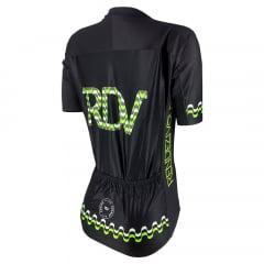 Camisa de Ciclismo Feminina RDV GFNY Brasil