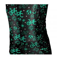 Camisa de Ciclismo RioCycling Urban Preta