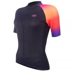Camisa de Ciclismo Feminina Barbedo Júpiter