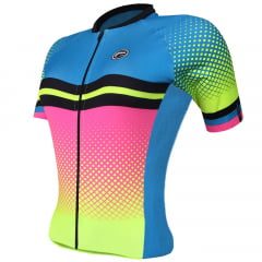 Camisa de Ciclismo Feminina Barbedo Spectre