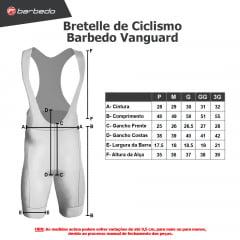 Bretelle de Ciclismo Barbedo Vanguard