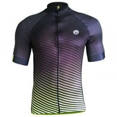 Camisa de Ciclismo Barbedo Annecy Neon