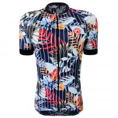 Camisa de Ciclismo Barbedo  Feminina Trombetas