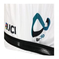 Camisa de Ciclismo Barbedo GF RIo Branca + Sacola GF Rio
