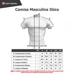 Camisa de Ciclismo Barbedo Ibiza