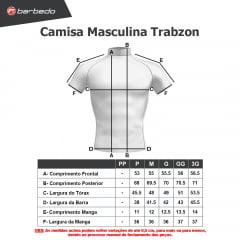Camisa de Ciclismo Barbedo Trabzon