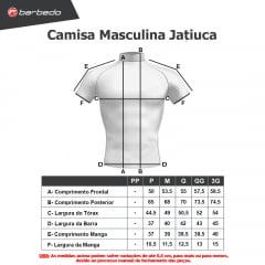 Camisa de Ciclismo Barbedo Jatiuca