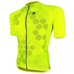 Camisa de Ciclismo Barbedo Jurerê Neon