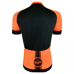 Camisa de Ciclismo Barbedo Monterrey Laranja
