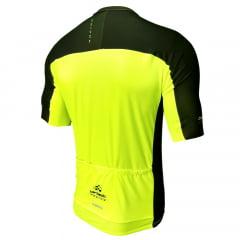 Camisa de Ciclismo Barbedo Racing Neon