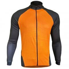 Camisa de Ciclismo Manga Longa Barbedo Slopes
