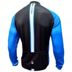 Casaco de Ciclismo Barbedo Azul