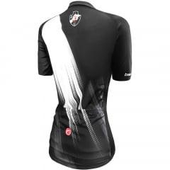 Camisa de Ciclismo Feminina Barbedo Vasco Gigante